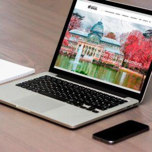 Pagina Web para Agencia de Viajes