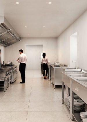 Cocina 3D - Serunion