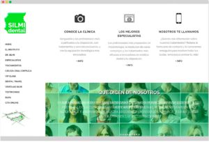 Marketing Dental Madrid Chamberí Silmidental - agencia marketing online valencia