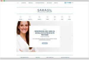 marketing odontológico - doctora sara gil - agencia de marketing en valencia