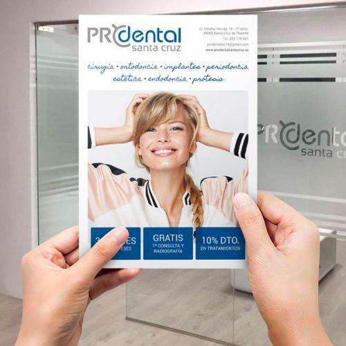 Marketing Dental Tenerife - Clínica Dental Prodental Santa Cruz