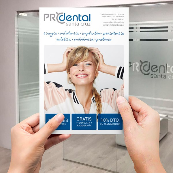 Marketing Dental Tenerife - Clínica Dental Prodental Santa Cruz
