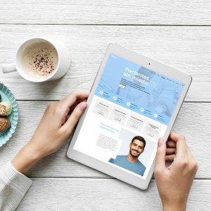 Proyecto integral de Marketing dental para Clínica Dental Identis en Valencia - Éruga