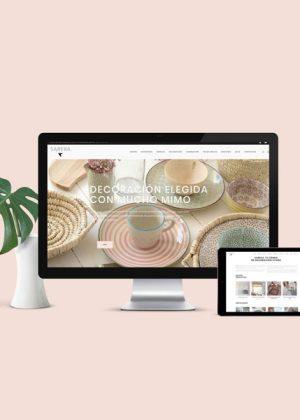 Tienda online Sareka