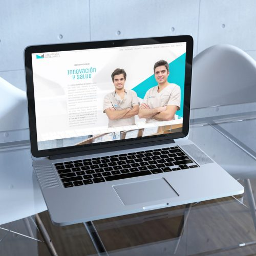 Proyecto Clínica Dental Ruiz De Gopegui - Marketing Dental - Éruga
