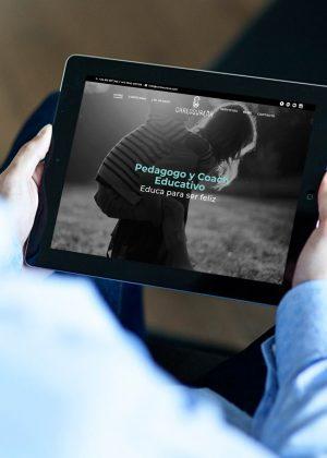 Proyecto Carlos Urena - Diseno web - Destacada - Éruga