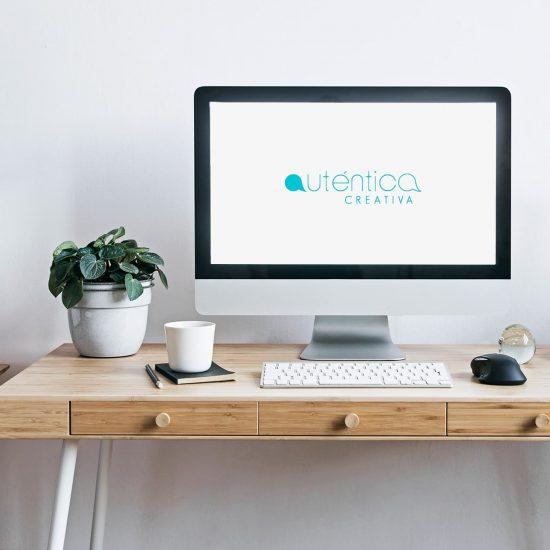 Proyecto Autentica Creativa - Diseño web y Marketing de contenidos - Éruga