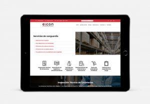 Proyecto Eicon - Diseno web - Éruga