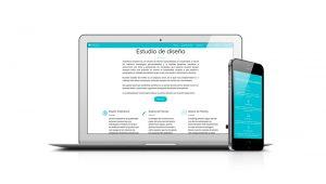 Proyecto Autentica Creativa - Diseño web - OrdenadorIphone - Éruga