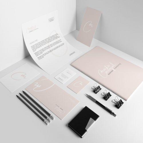 Proyecto Mayte Carvajal - Branding Y Diseño Web - Éruga